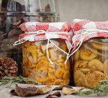 Jak konserwować grzyby na zimę?