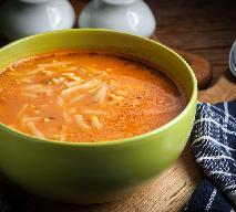 Zupa pomidorowa na niedzielnym rosole