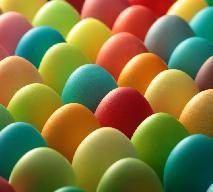 Barwniki spożywcze - jak malować nimi jajka?