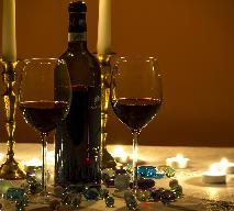 Czerwone wino  - alkoholowy afrodyzjak