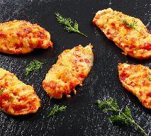 Filet z kurczaka w serowej panierce - danie z grilla lub patelni