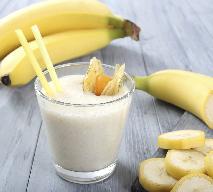 Koktajl energetyczny z bananem, cytrusami i jogurtem
