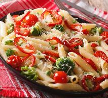Makaron z brokułami - dietetyczny przepis Ewy Chodakowskiej