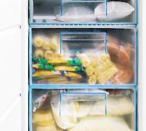 Mrożenie warzyw i owoców - chłodziarko-zamrażarki z technologią No Frost