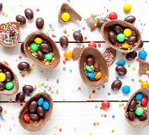 Szybki mazurek z wafli na Wielkanoc - przepis [GALERIA + PRZEPISY]