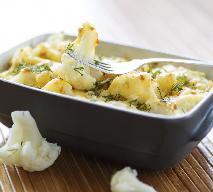 Zapiekany kalafior z marchewką: pomysł na pożywny obiad