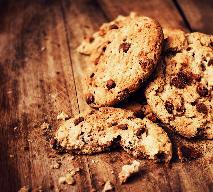Zdrowe ciasteczka pełnoziarniste: przepis