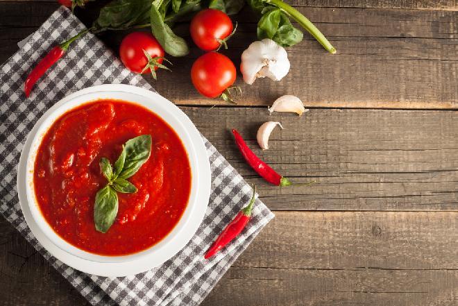 Fenomenalna zupa z papryki i pomidorów - po prostu pycha!