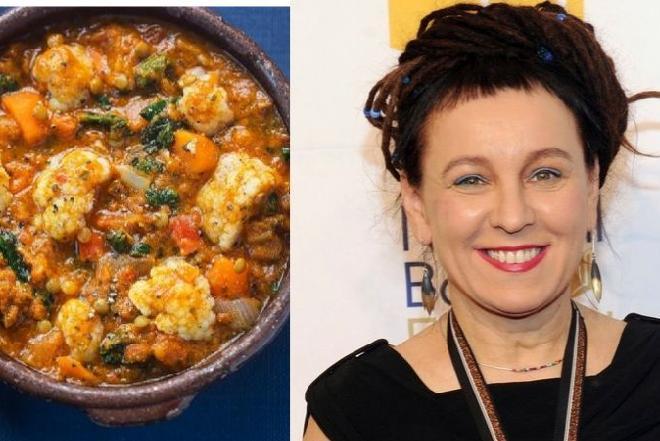 Olga Tokarczuk: polska noblistka jest weganką i świetnie gotuje