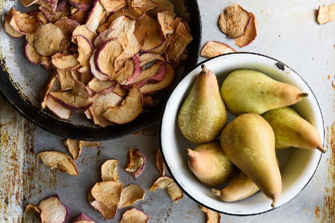 Suszenie gruszek: jak suszyć gruszki?