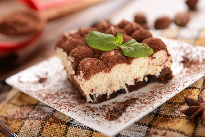 Tiramisu: genialny włoski deser nie tylko dla zakochanych
