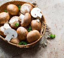 Grillowane pieczarki portobello, nadziewane ziemniakami i batatami [WIDEO]