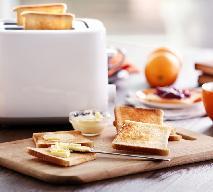Toster - najczęściej popełniane błędy podczas użytkowania tostera