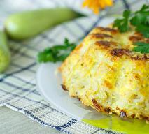 Ryżowa babka z cukinią lub kabaczkiem: samodzielne danie, świetna przystawka