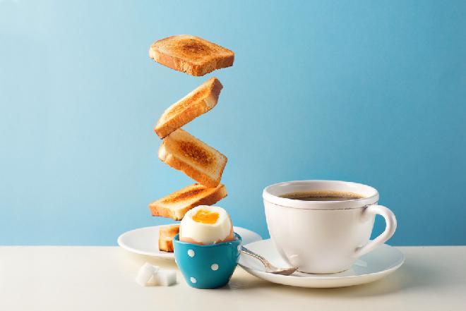 Pomysłowe śniadania - 18 propozycji na dobry początek dnia