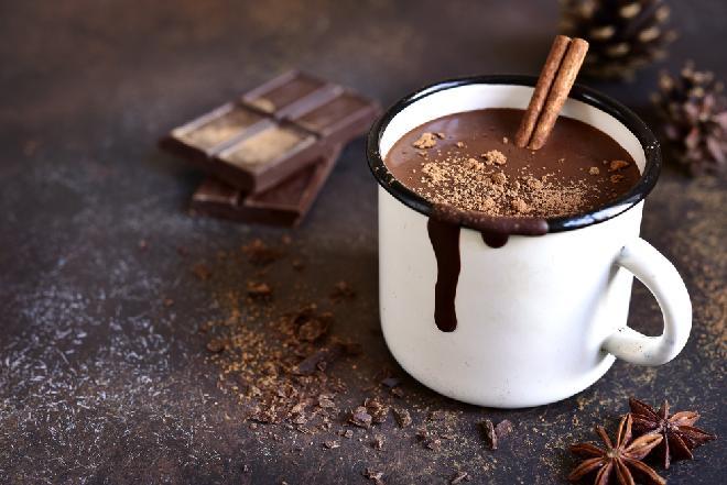 Gorąca czekolada: przepis wegański
