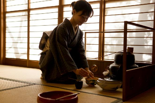 Herbata po japońsku